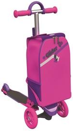 Bērnu skūteris YVolution Y Glider To Go, rozā (bojāts iepakojums)