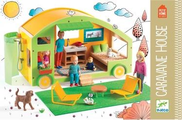 Djeco Doll House Caravane House Set
