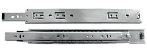 Stalčių bėgelių komplektas Vagner SDH, 450 x 45 mm