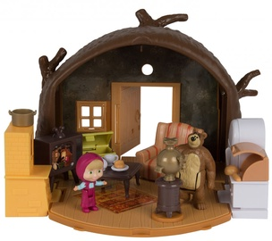 Simba Masha & The Bear Masha Playset Bear's House 109301632