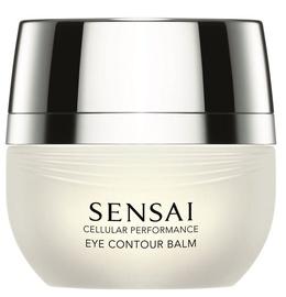 Acu krēms Sensai Cellular Performance Eye Contour Balm, 15 ml