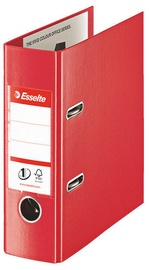 Esselte Lever Arch File No.1 PP FSC 7.5cm Red