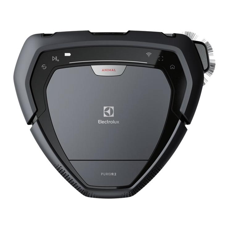 Робот-пылесос Electrolux PI92-4ANM Grey/Black