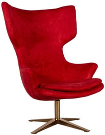 Home4you Armchair Grand Max Red 38045