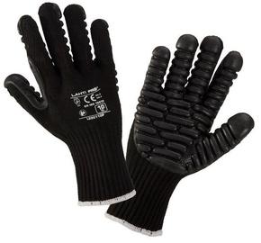 Lahti Gloves Anti-Vibration Black XL