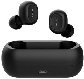 QCY T1C Bluetooth Wireless In-Ear Earphones Black