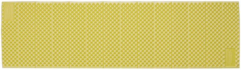 Matracis piepūšams Therm-A-Rest Z-Lite R SOL Yellow Silver