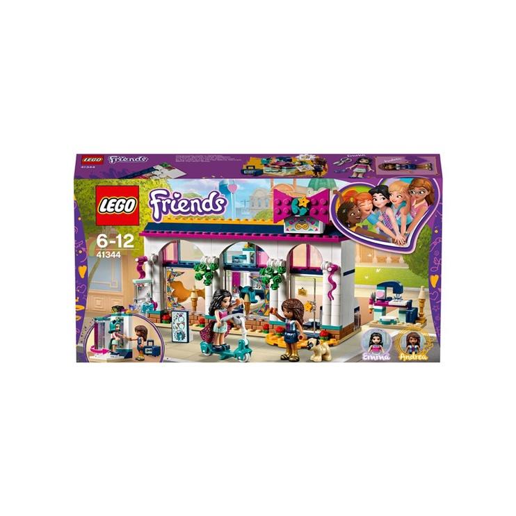 MÄNGUKLOTSID LEGO BLOCS FRIENDS 41344