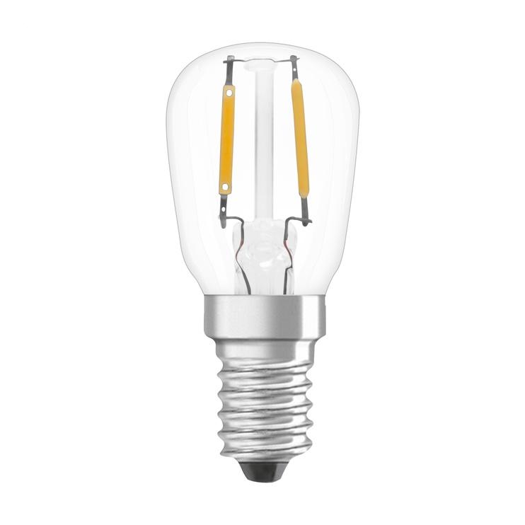 LED Osram T26, 1.3W, E14, 2700K, 110lm