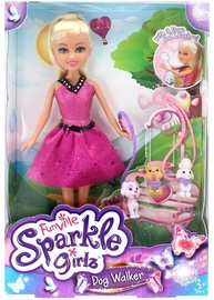 Sparkle Girlz Dog Walker 24676