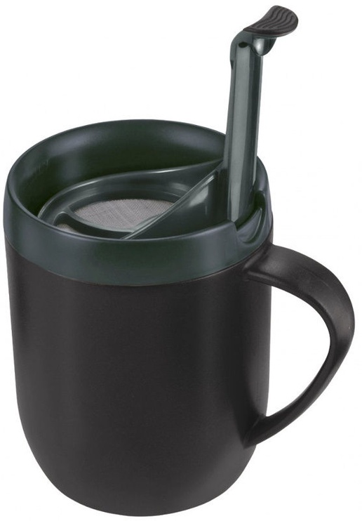 Smart Cafe Cafetiere Cup 38cl Grey