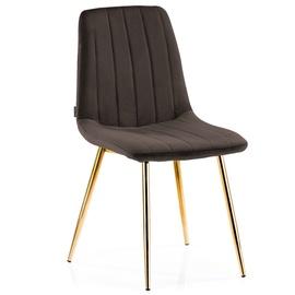 Homede Sarva Chairs 4pcs Brown