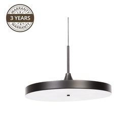 Valgusti Domoletti Ruben P17129 Ceiling Lamp 24W Black