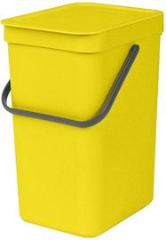 Brabantia Sort and Go 16l Yellow