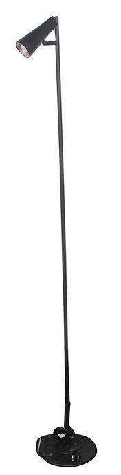 Verners Lorry Floor Lamp 4.5W LED Black