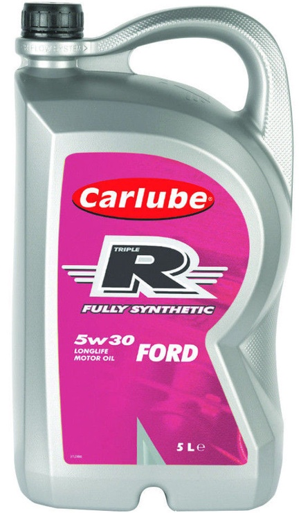 Carlube Triple R 5W-30 Ford Fully-Synthetic Oil 5l