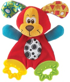 Playgro Teething Blankie Pookie Puppy