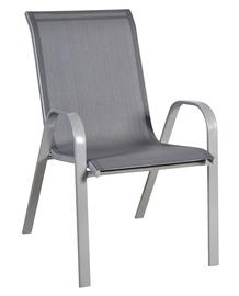 Home4you Dublin Garden Chair Grey