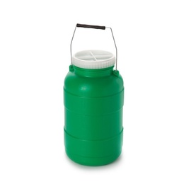Поилка SN Can With A Lid 12l Green