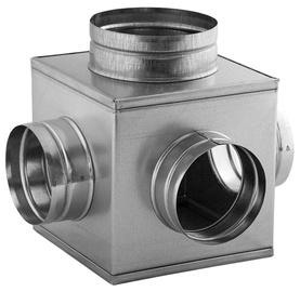 Karšto oro skirstytuvas Darco SRS, Ø 3 x 125 mm