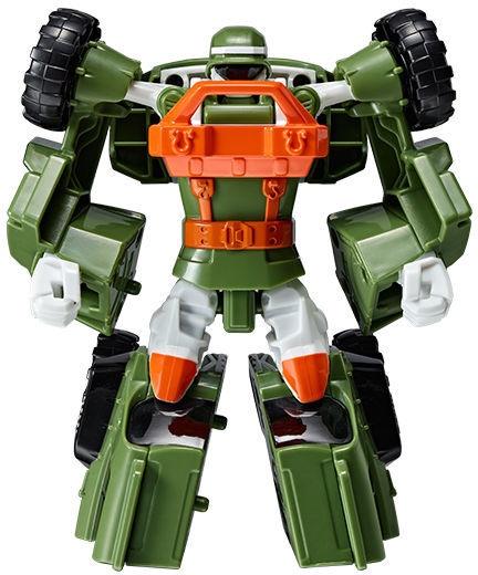 Žaislinis transformeris Young Toys Mini Tobot K