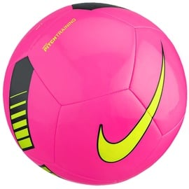 Nike Pitch Training 5 Pink Yellow Gray