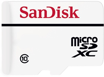 SanDisk High Endurance Video Monitoring 64GB microSD Class10