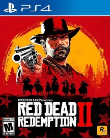 Žaidimas Red Dead Redemption 2 PS4