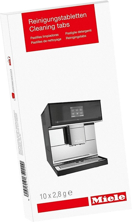 Miele Cleaning Tablets GP CL CX 0102 T