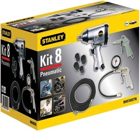 Stanley Pneumatic Wrench Kit 8