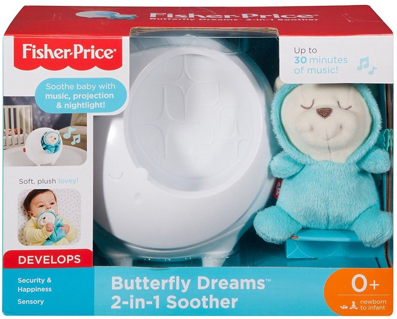 Fisher Price Butterfly Dreams Soother DYW48