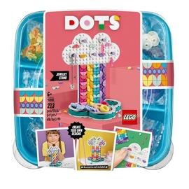 Konstruktors LEGO®DOTs 41905 Varavīksnes rotaslietu statīvs