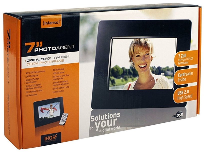 Intenso Photo Agent Plus 7""
