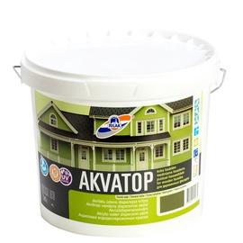 Puitfassaadi värv Rilak Akvatop, tumeroheline, 3,6 l