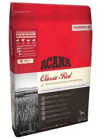 Sausas ėdalas šunims Acana Classic Red, 11.4 kg