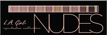 L.A. Girl Beauty Brick Eye Shadow Collection 11.9g Nude