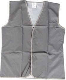 Atom Outdoors Reflective Vest Grey