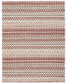 Ковер 4Living Lappi Red/Grey, многоцветный, 140x200 см