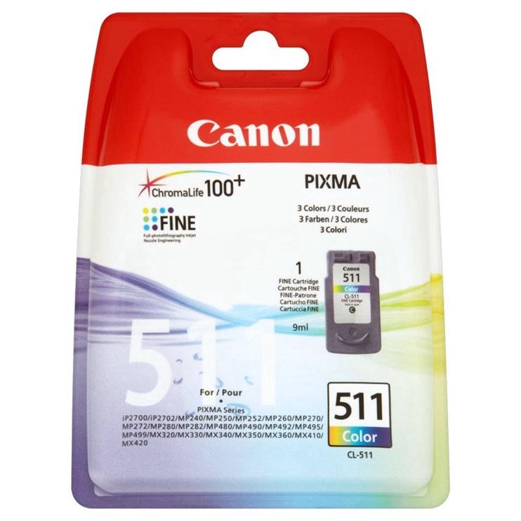 Кассета для принтера Canon CL-511 TRI-COLOUR