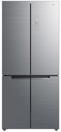 Midea Refrigerator HQ-623WEN Silver