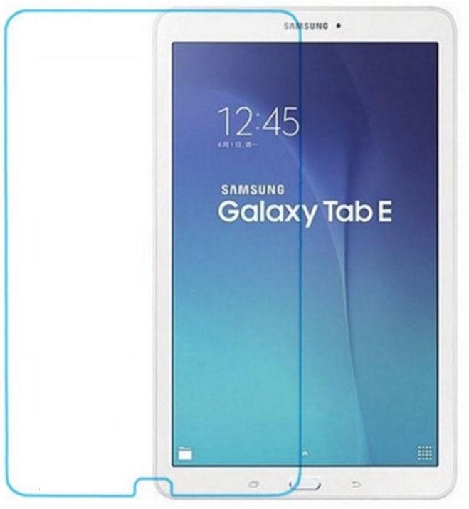"MyScreen Edge 3D Screen Protector Glass For Samsung Galaxy Tab E 9.6"""