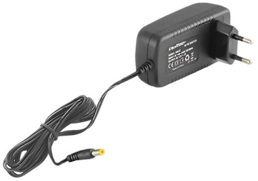 Qoltec AC Adapter 24W 5.5 x 2.5 / Euro Black