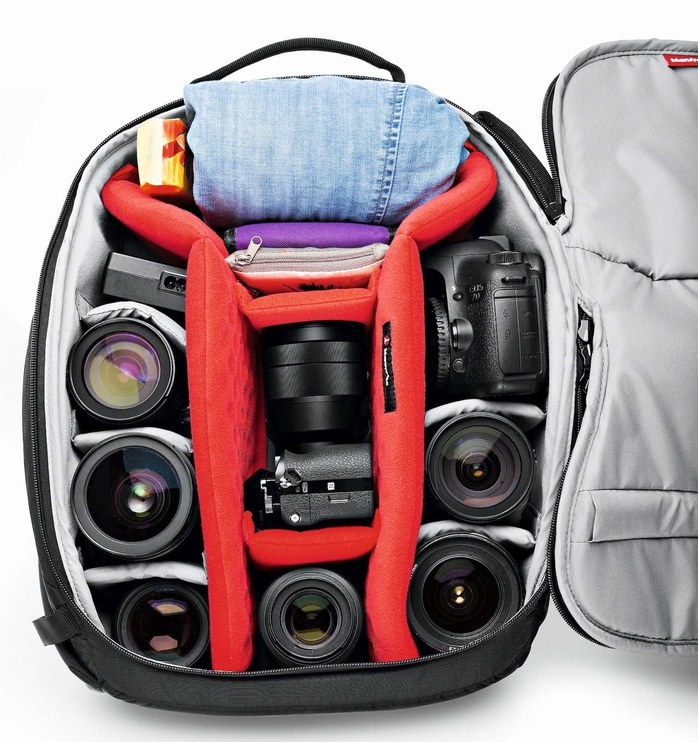 Manfrotto PL-B-130 Backpack for DSLR/CSC