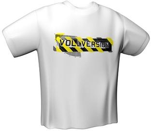 GamersWear Vollversion PCG T-Shirt White S