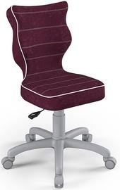 Детский стул Entelo Petit Size 4 VS07 Grey/Purple, 370x350x830 мм