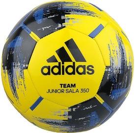 Adidas Team Junior Sala 350 Football CZ9571 Yellow/Black Size 4
