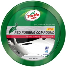 Turtle Wax Green Line Red Rubbing Compound