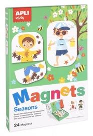 Apli Kids Magnets Seasons 24pcs