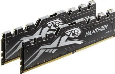 Apacer Black Panther 16GB DDR4 2666MHz CL16 KIT OF 2 EK.16GAV.GEFK2 Silver