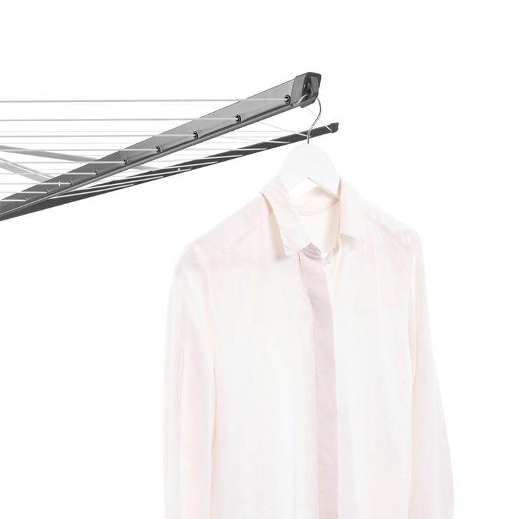 Сушилка для одежды Brabantia 290428, нержавеющая сталь